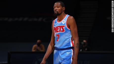 Kevin Durant has apologized for the language used in private messages made public this week.