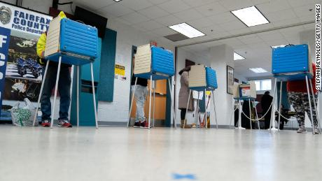 Democratic-led states expand voting rights amid GOP push to restrict access