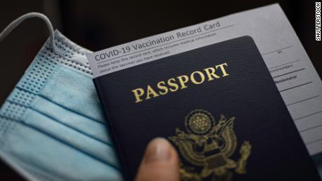 passport vaccination record