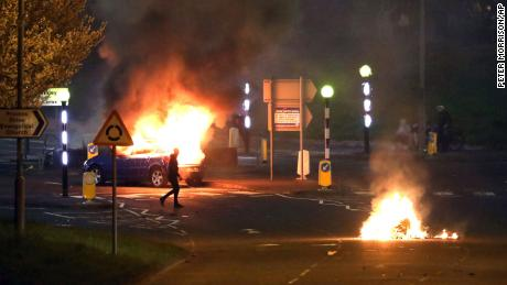 What's behind the recent violence in Northern Ireland?