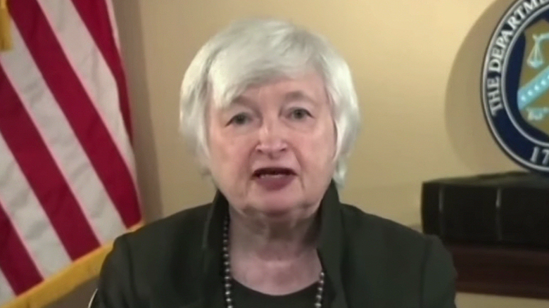 Yellen calls for global minimum corporate tax