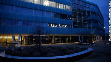 Credit Suisse execs out as bank takes $4.7 billion hit from hedge fund collapse