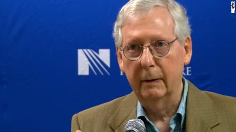 'Dit's stupid': McConnell's warning for corporate America