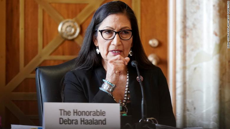 Deb Haaland creates unit to investigate killings and disappearances of Indigenous people