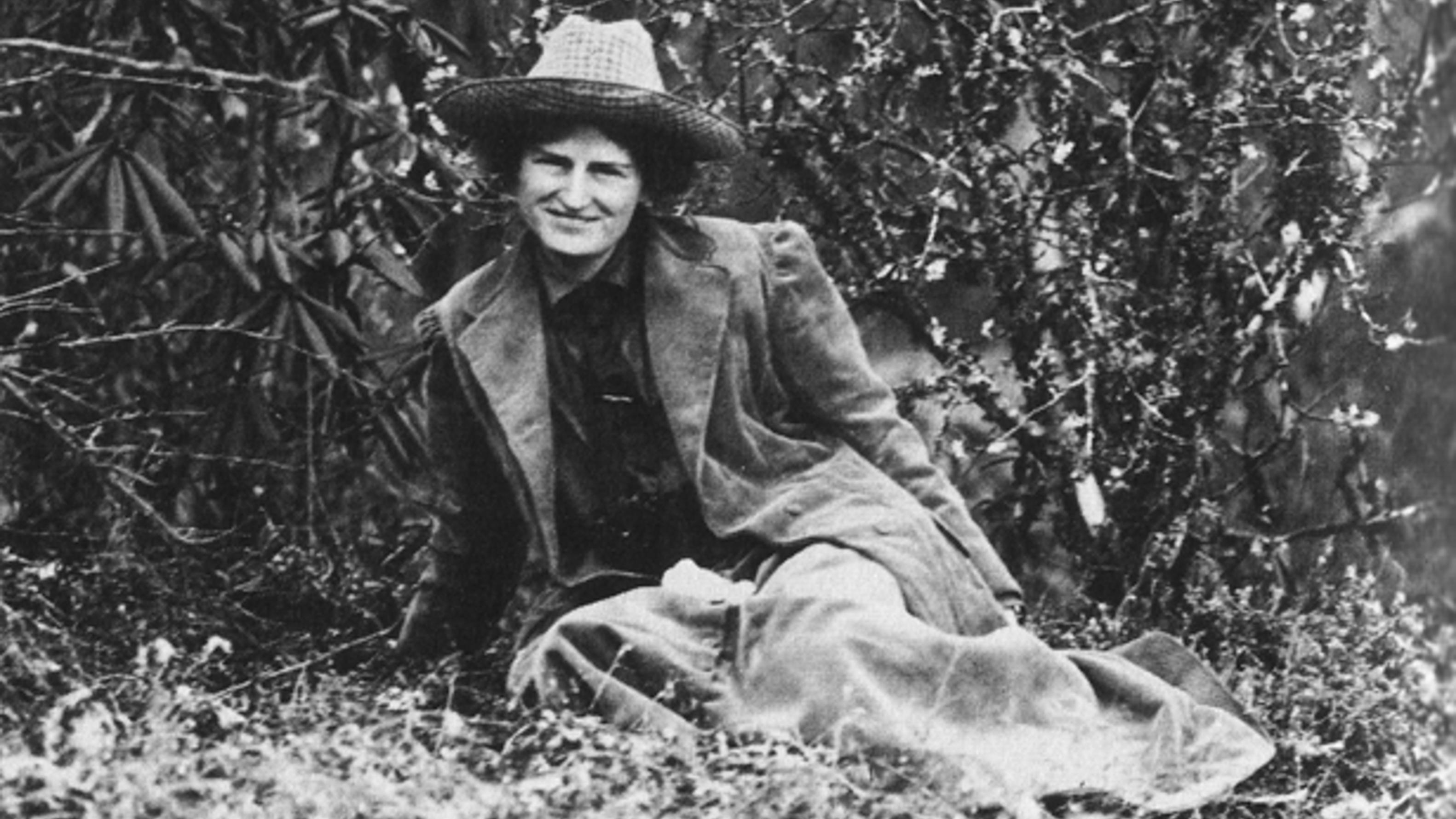 Explorer Blair Niles was one of the founding members of the Society of Woman Geographers.