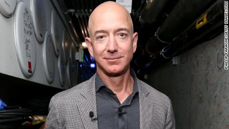 Jeff Bezos in support of increased corporate taxes