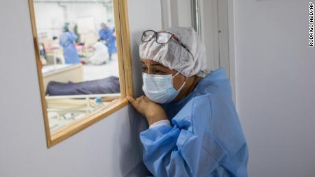 پیرو کو کورونا وائرس وبائی مرض نے شدید متاثر کیا ہے۔