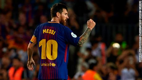 Barcelona announced on Thursday that Lionel Messi would be leaving the club after 19 years.
