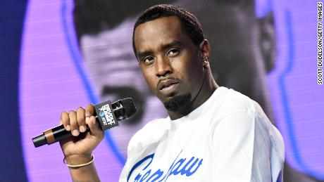 Rapper Sean 'Diddy' Combs attends the REVOLT & AT&T Summit on October 25, 2019 in Los Angeles.