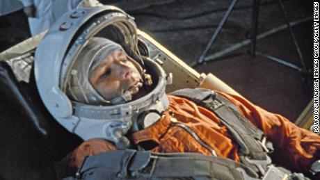 This Soviet cosmonaut was the first human in orbit — fueling the space race