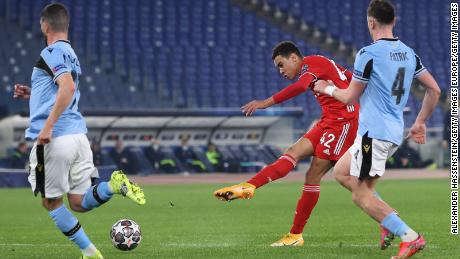 Musiala's eye for goals has made him one of the most promising talents in European football.