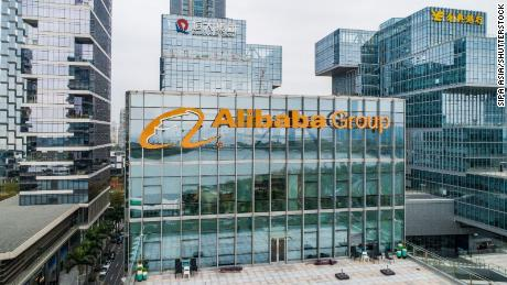 Alibaba's record fine is a 'warning shot' in China's tech crackdown