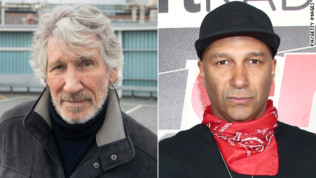 Roger Waters and Tom Morello to present at a benefit concert for Gaza