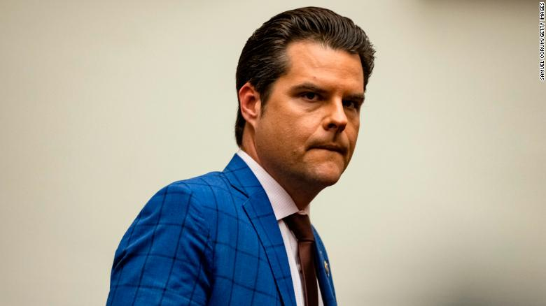 Gaetz associate expected to plead guilty in the federal case