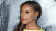 """Issa Rae at the premiere of """"The Photograph"""" in February 2020 in New York City."""