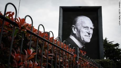Here's how you see Prince Philip's funeral