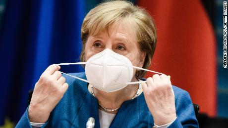 Angela Merkel must beat the pandemic to save her legacy. Time is running out