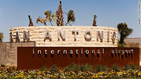 Officer shoots, kills man who opened fire on San Antonio Airport