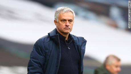 José Mourinho sacked as Tottenham Hotspur manager