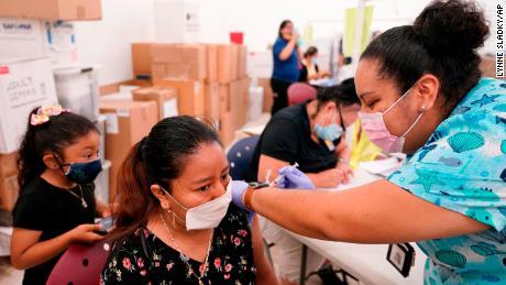 Quarter of Americans fully vaccinated against coronavirus, CDC says