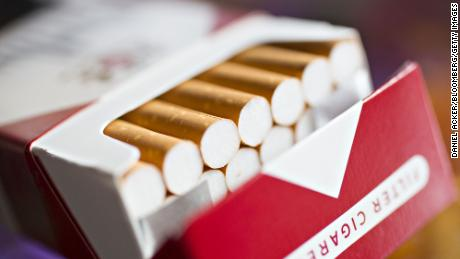 Tobacco giant's stock falls on report of potential new cigarette regulation