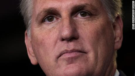 Kevin McCarthy's dishonest explanation for getting rid of Liz Cheney