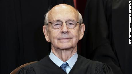 Stephen Breyer just made Democrats' Friday