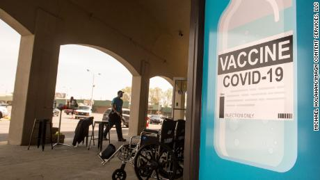 CDC data shows more Americans are missing their second dose of Covid-19 vaccines