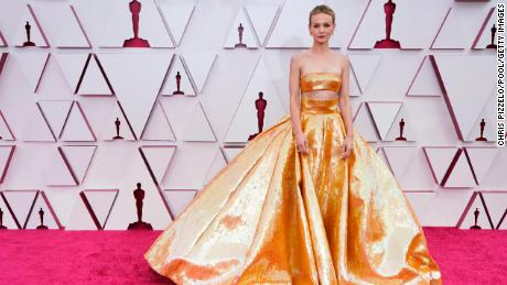 Red carpet fashion Oscars 2021: A glimpse of normalcy at star-studded event
