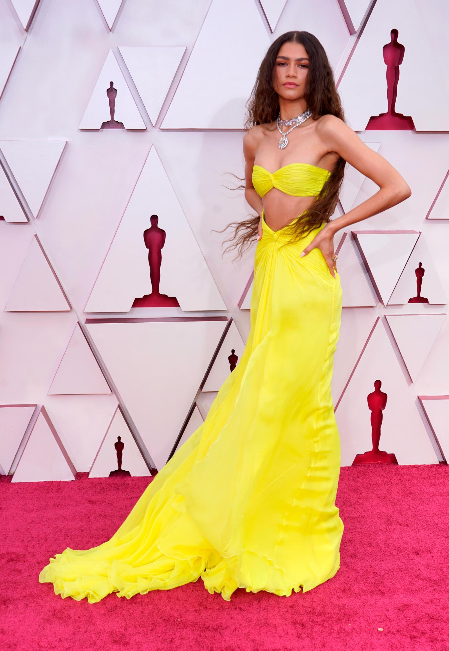 Oscar 2021 Dresses Fashion