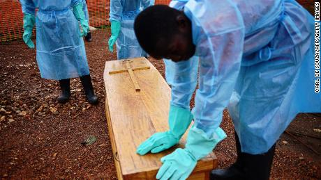 Sierra Leone and West Africa were the epicenter for the world's worst Ebola outbreak in 2014.