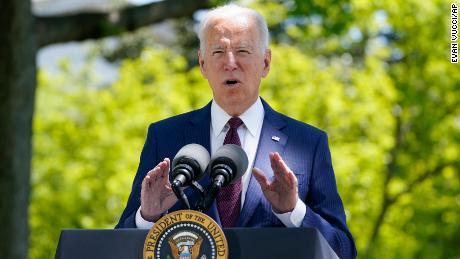 Biden set to acknowledge ground-shaking history of the last year in first speech to Congress