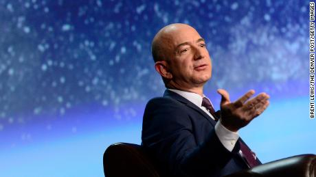 Battle of the billionaires: Jeff Bezos' rocket company protests SpaceX's latest NASA contract