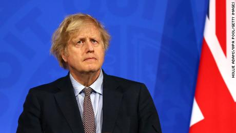 Boris Johnson extends England's long pandemic restrictions as variant stunts vaccine rollout