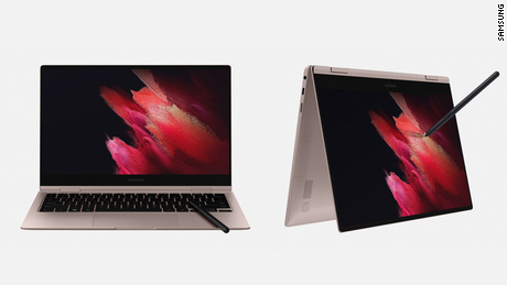 Samsung's new laptop line is all about mobile functionality