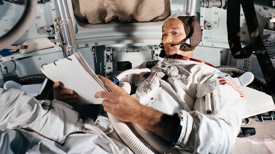 """<a href=""""https://www.cnn.com/2021/04/28/us/nasa-astronaut-michael-collins-obit-scn/index.html"""" target=""""_blank"""">Michael Collins,</a> the NASA astronaut who was the command module pilot for the <a href=""""http://www.cnn.com/2019/06/14/us/gallery/apollo-11-moon-landing-1969/index.html"""" target=""""_blank"""">Apollo 11 mission to the moon,</a> died April 28 after battling cancer, according to a statement released by his family. He was 90."""