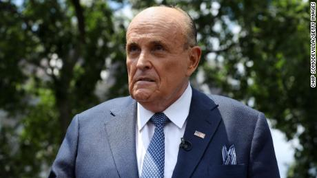 How federal prosecutors are pursuing Rudy Giuliani