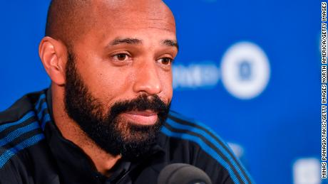 Exclusive: 'When we come together it's powerful,' Thierry Henry says of social media blackout