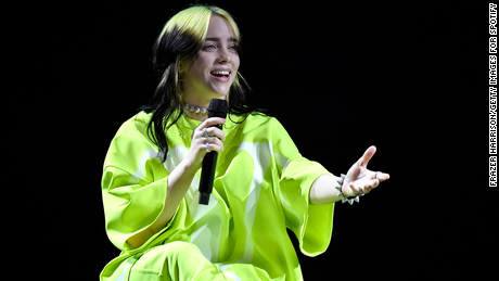 Billie Eilish releases a new album this Friday.