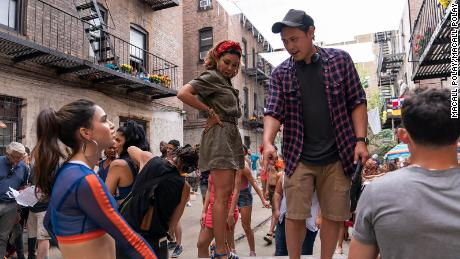 'In the Heights' director Jon M. Chu: 'The American dream is not a given'