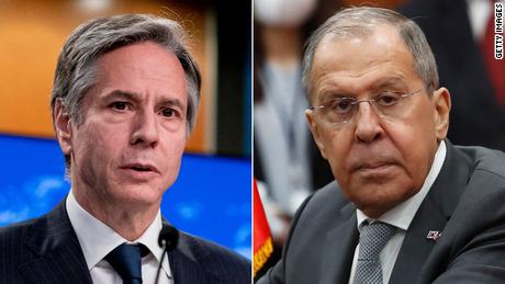 بلنکن اور لاوروف نے بائیڈن کی صدارت کا پہلا اعلی سطحی اجلاس امریکہ اور روس کے درمیان تناؤ میں اضافہ کے ساتھ منعقد کیا