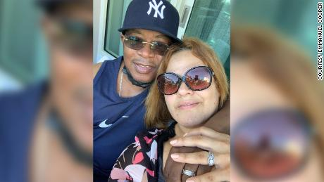 Emmanuel Cooper and his wife, Sandy, have known each other since they were young.