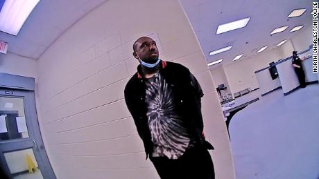 South Carolina sheriff's office releases footage showing the in-custody death of a mentally ill Black man
