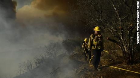 Drought conditions could worsen California wildfires that have already burned 5 times more land this year than same time last year