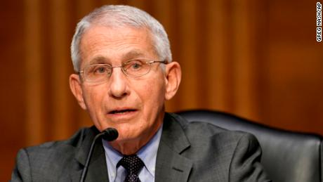 Fauci urges Emory graduates to strive for 'even better normal' after Covid-19