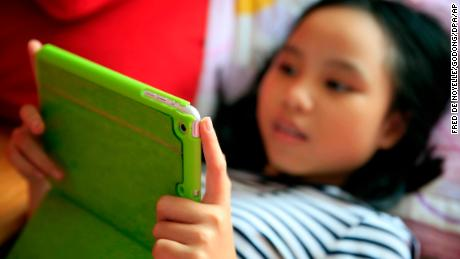Kids are using their devices more than ever.