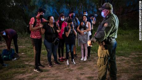 Border arrests show no sign of slowing in May, preliminary data indicate