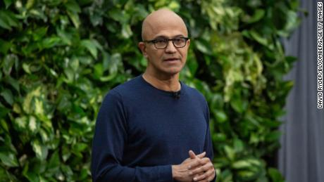 Microsoft CEO responds to news of Bill Gates' affair with employee