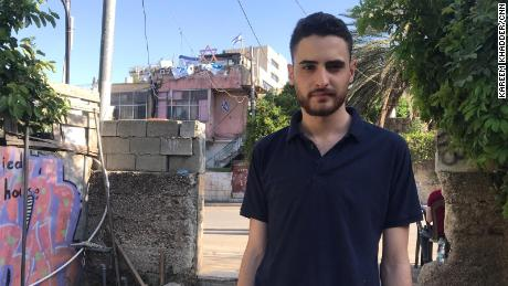 Mohammed el-Kurd, 23, has been a vocal advocate for Palestinian rights. His family has been at the heart of a legal battle to prevent their eviction.