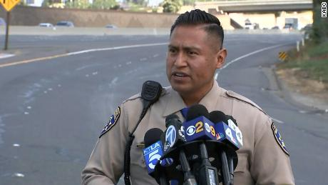 Year-old boy killed in California in suspected road rage shooting